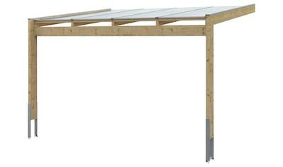 Skanholz Terrassendach »Novara«, BxT: 450x359 cm kaufen