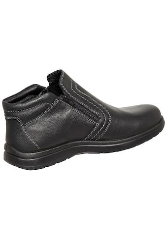 Reißverschlussstiefel »Jomos RV-Stiefel schwarz Jo-Tex« kaufen