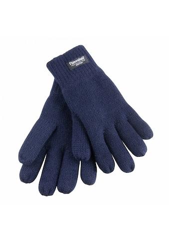 Result Strickhandschuhe »Junior Kinder Thermo Handschuhe, gefüttert (3M 40g) (2 Stück/Packung)« kaufen