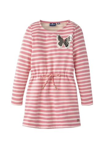 TOM TAILOR A - Linien - Kleid »Gestreiftes Kleid« kaufen