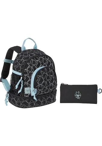 Lässig Kinderrucksack »4Kids Mini Backpack, Spooky Black« kaufen