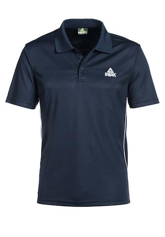 PEAK Poloshirt, mit hohem Tragekomfort kaufen