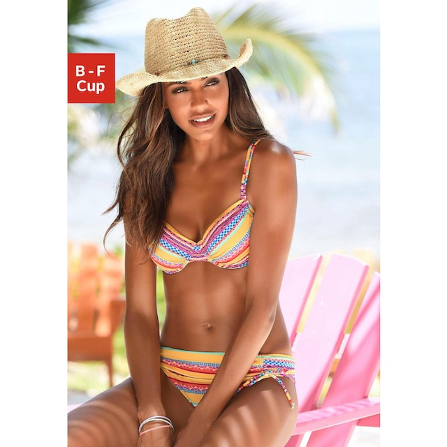 Buffalo Bügel-Bikini-Top »Lux«