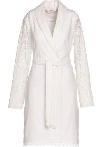 Vossen Damenbademantel »Alina«, (1 St.), Hochzeitsmantel kaufen