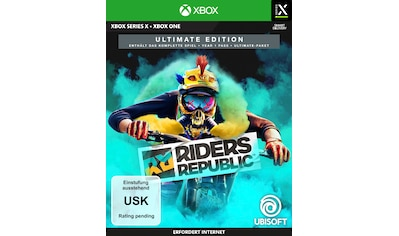 Riders Republic Ultimate Edition Xbox One kaufen