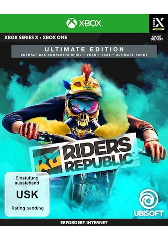 UBISOFT Spiel »Riders Republic Ultimate Edition«, Xbox One kaufen