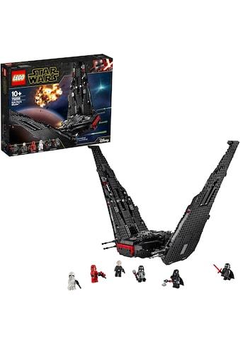"""LEGO® Konstruktionsspielsteine """"Kylo Rens Shuttle™ (75256), LEGO® Star Wars™"""", Kunststoff, (1005 - tlg.) kaufen"""
