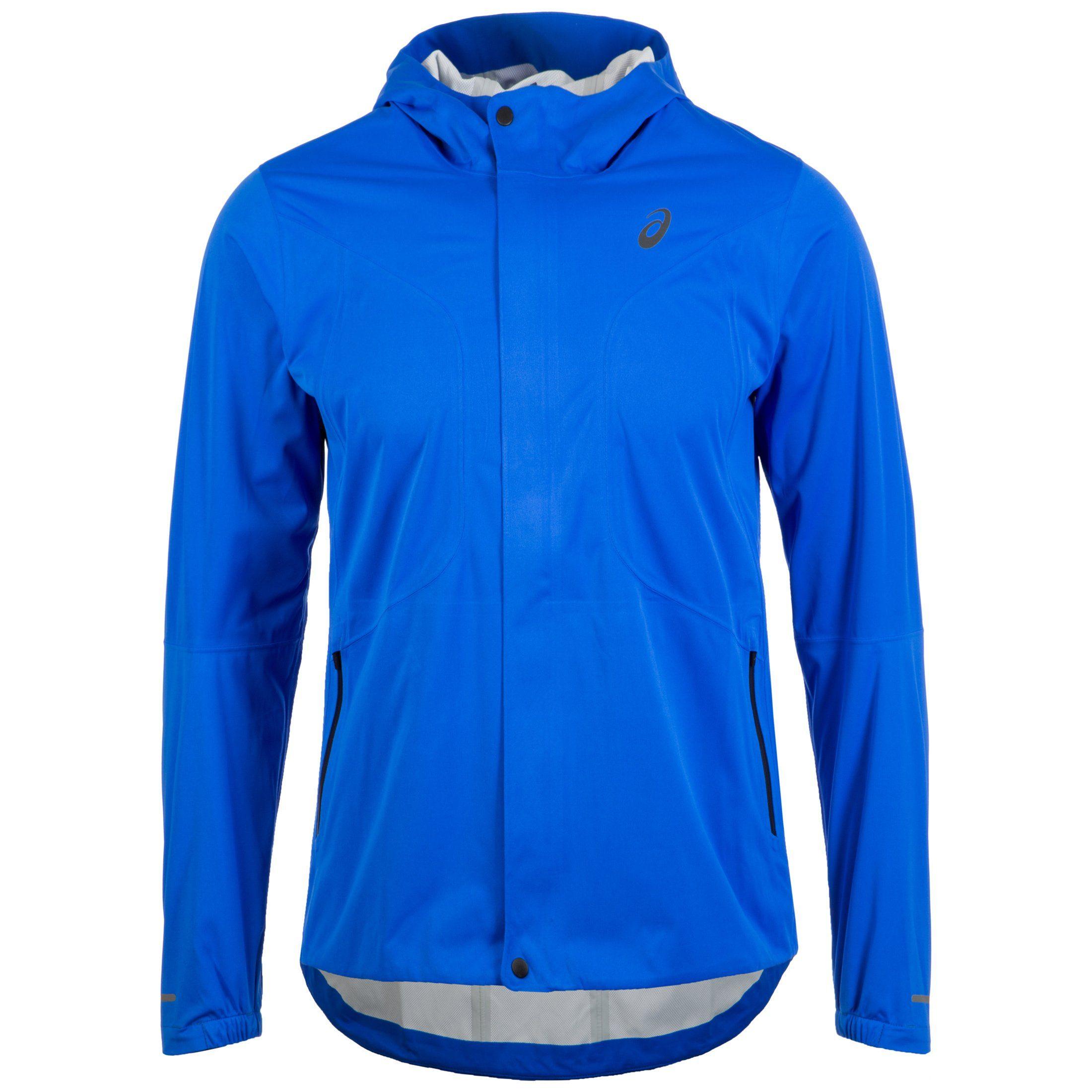 Asics Laufjacke Accelerate | Sportbekleidung > Sportjacken > Laufjacken | Blau | Asics