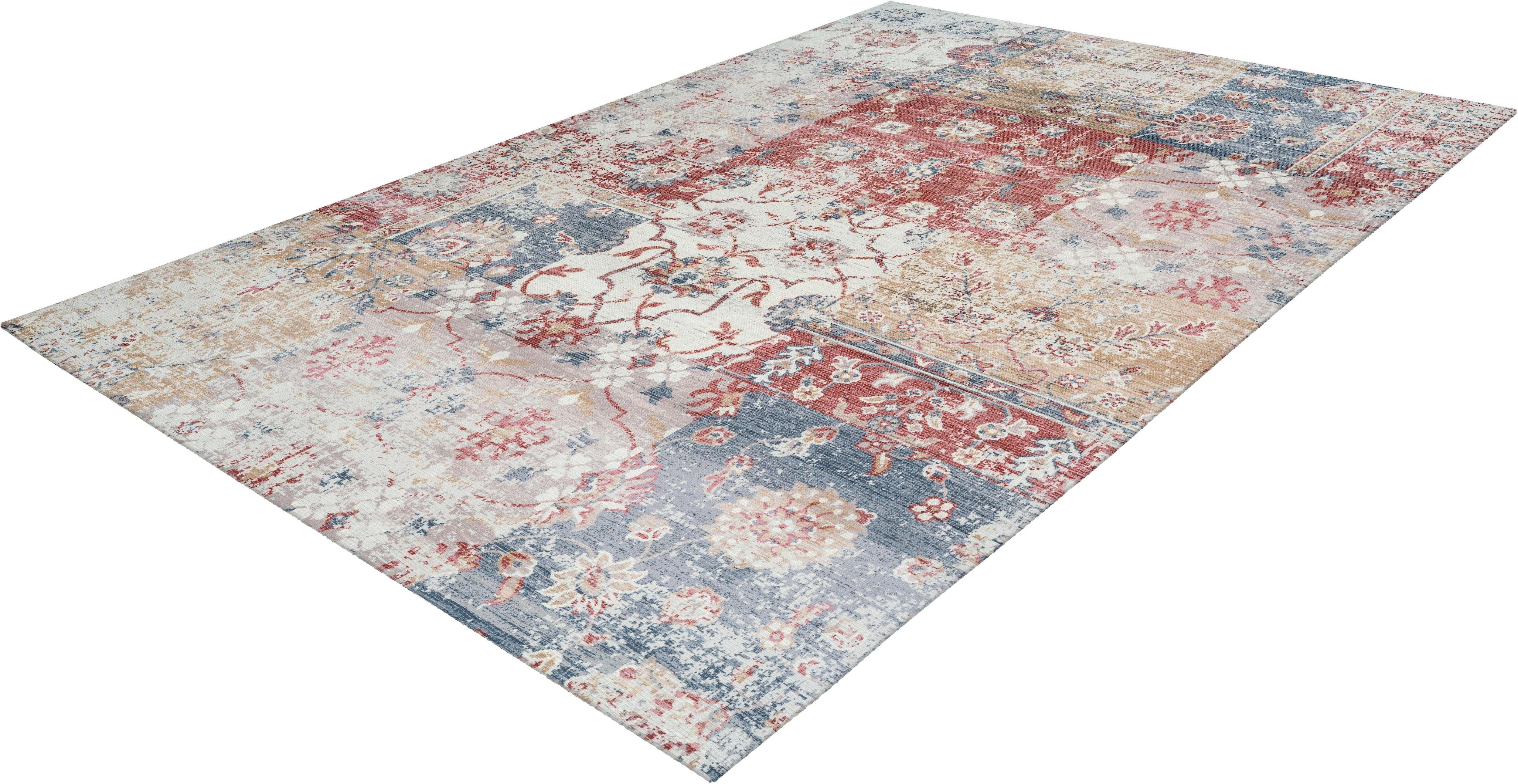 Teppich Emin 1003 calo-deluxe rechteckig Höhe 10 mm gedruckt