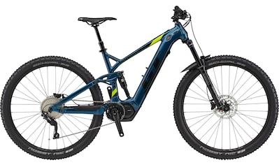 GT E-Bike »eForce Current«, 10 Gang, Shimano, Deore M6000, Mittelmotor 250 W kaufen