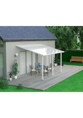 Palram - Canopia Terrassendach »Olympia 3x4.2«, BxT: 425x295 cm kaufen