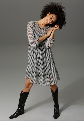 Aniston CASUAL Chiffonkleid kaufen