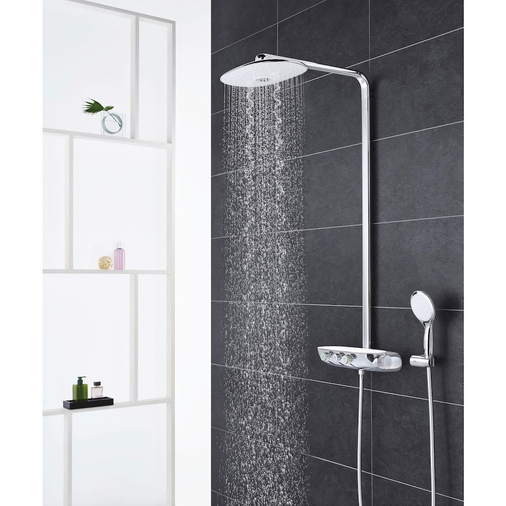 Grohe Brausegarnitur »Rainshower System SmartControl Duo 360«, für die Wandmontage, Duschsystem mit Batterie