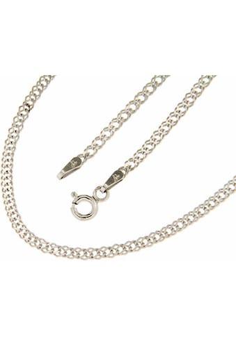 Firetti Silberkette »in Doppelpanzerkettengliederung, 2,2 mm, glanz, 2 - fach diamantiert« kaufen