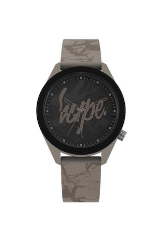 Hype Automatikuhr »Unisex Armbanduhr mit Marmorierung, analog« kaufen