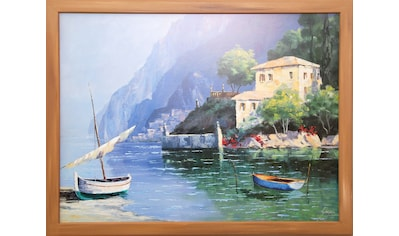 DELAVITA Bild mit Rahmen »Paiesaggio«, (1 St.) kaufen