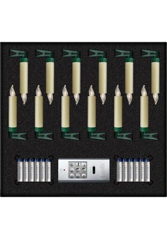 lumix LED-Christbaumkerzen »LUMIX SuperLight Mini«, Alle Batterien im Lieferumfang... kaufen