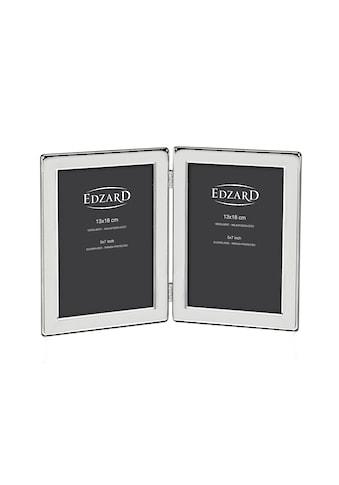 EDZARD Bilderrahmen »Salerno«, für 2 Fotos, 13x18 cm kaufen