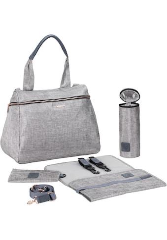 Lässig Wickeltasche »Glam Rosie Bag, Anthracite Glitter« kaufen