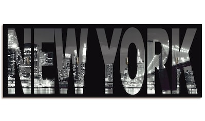 Artland Schlüsselbrett »New York« kaufen