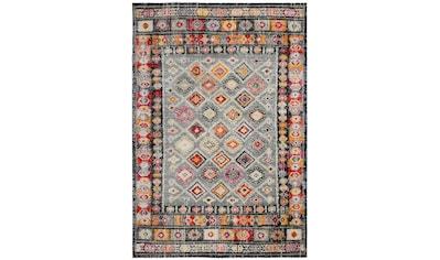 Andiamo Teppich »Colore«, rechteckig, 5 mm Höhe, In- und Outdoor geeignet kaufen