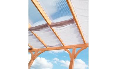 Floracord Sonnensegel »Innenbeschattung«, für Terrassendach »Eco Gr. B«, 6 Bahnen kaufen