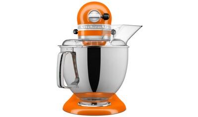 KitchenAid Küchenmaschine »Artisan 5KSM175PSEHY«, 300 W, 4,8 l Schüssel, Farbe: HONEY kaufen