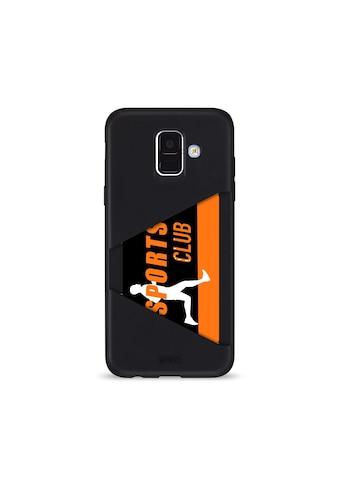 Artwizz Schutzcase mit praktischem Kartenfach »TPU Card Case for Samsung Galaxy A6 (2018)« kaufen