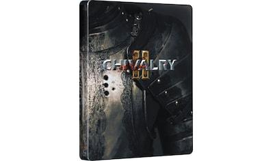 Deep Silver Spiel »Chivalry 2 - Steelbook Edition«, PC kaufen