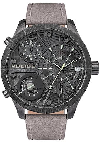 Police Quarzuhr »BUSHMASTER, PL15662XSQS.02« kaufen
