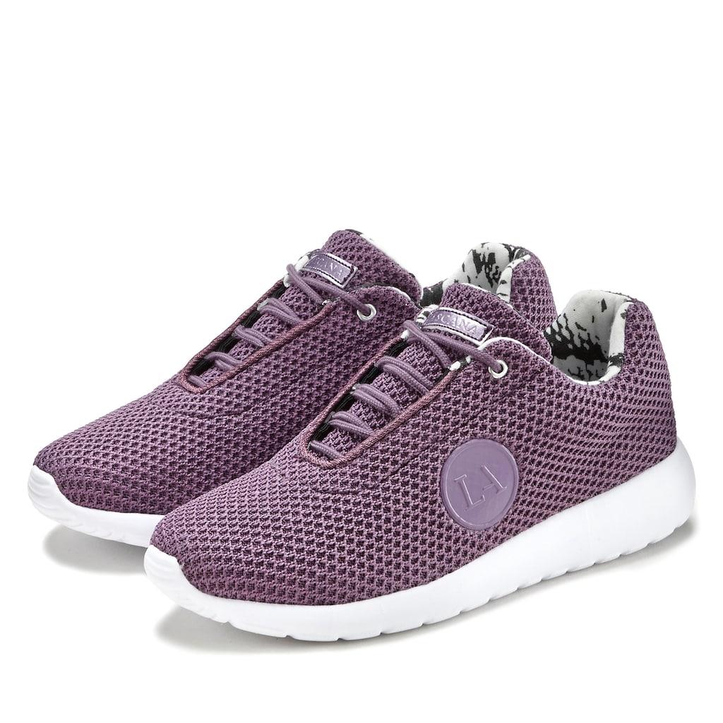 LASCANA Sneaker, mit Wohlfühlinnensohle