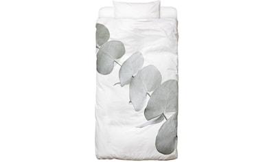 Bettwäsche »Eucalyptus White 3«, Juniqe kaufen