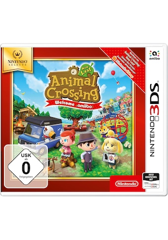 Animal Crossing: New Leaf  -  Welcome amiibo Selects Nintendo 3DS kaufen