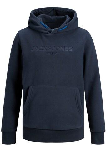 Jack & Jones Junior Fleeceshirt »JORNEUBY SWEAT HOOD JR« kaufen