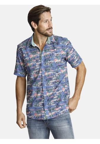 SHIRTMASTER Kurzarmhemd »attheoasis« kaufen