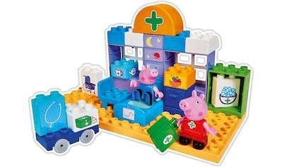 BIG Konstruktions-Spielset »BIG-Bloxx Peppa Pig Medical Care Case«, (32 St.) kaufen