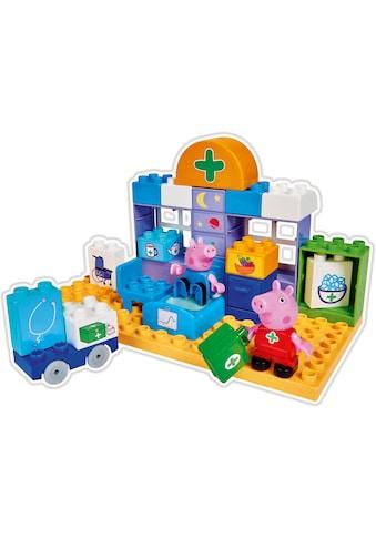 """BIG Konstruktions - Spielset """"BIG - Bloxx Peppa Pig Medical Care Case"""", Kunststoff, (32 - tlg.) kaufen"""