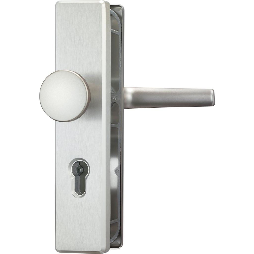ABUS Schutz-Wechselgarnitur »KLS114 F1 Ek«, für Korridortüren mit integriertem Abreißschutz