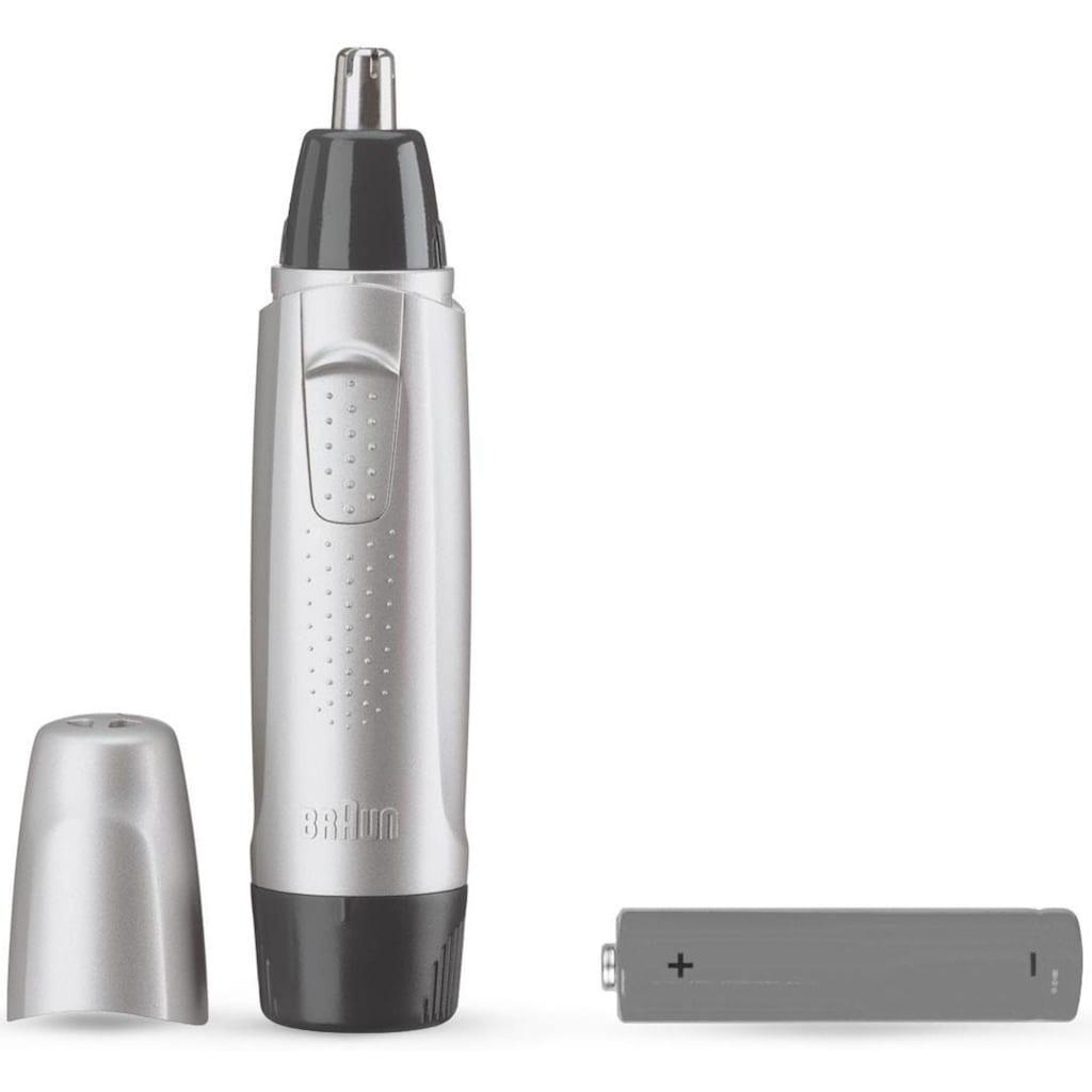 Braun Nasen- und Ohrhaartrimmer »EN10«, 1 Aufsätze, ergonomischen Premium-Design