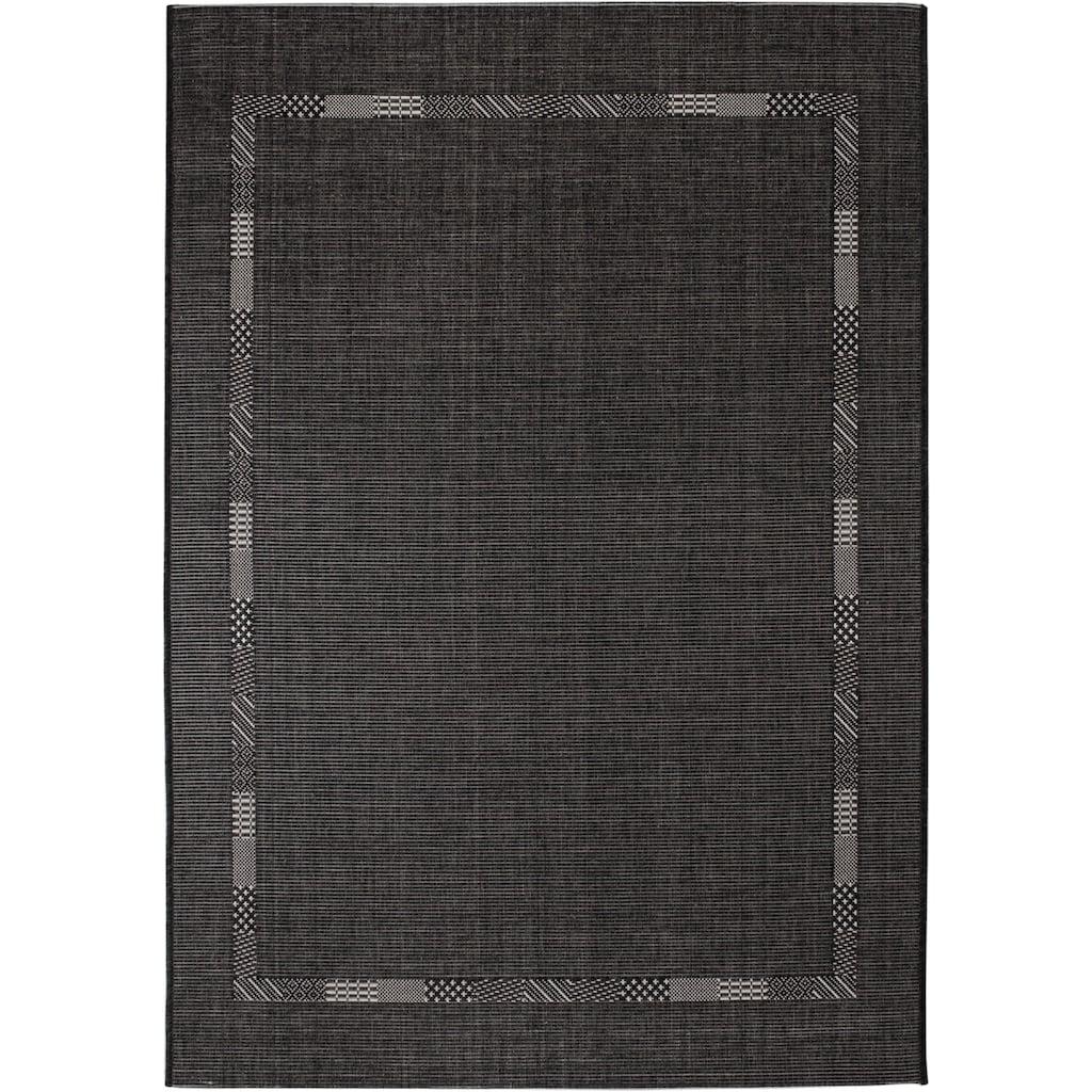Andiamo Teppich »Montana«, rechteckig, 6 mm Höhe, In- und Outdoor geeignet, Wohnzimmer