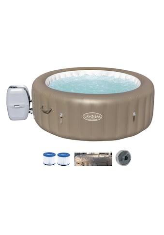 Bestway Whirlpool »LAY-Z-SPA® Palm Springs AirJet™«, ØxH: 196x71 cm, für bis zu 6 Personen kaufen