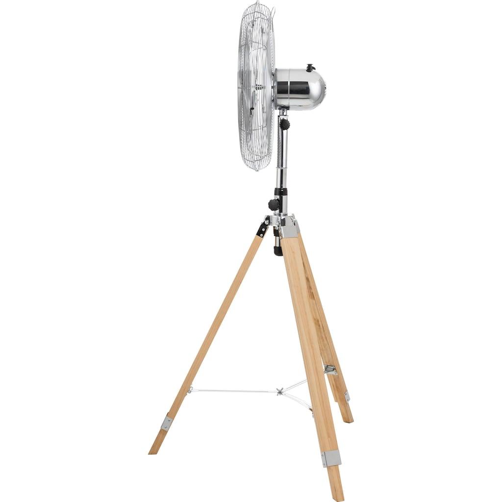 Tristar Standventilator »VE-5805«, schwenkbar und höhenverstellbar, 60 Watt