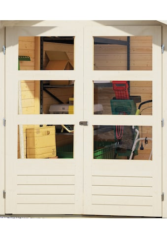 KONIFERA Gartenhaus »Carlberg 6« kaufen