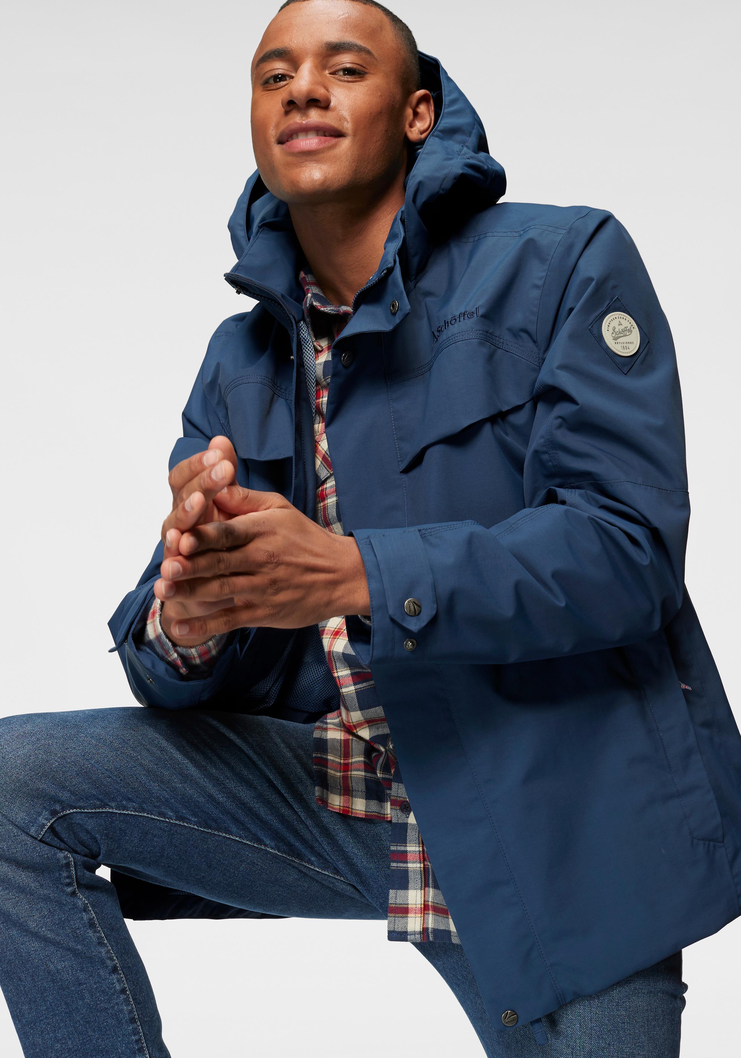 Schöffel Funktionsjacke SAN JOSE | Bekleidung > Jacken > Funktionsjacken | Blau | Schöffel