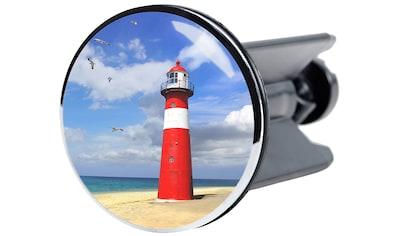 Sanilo Waschbeckenstöpsel »Leuchtturm«, Ø 4 cm kaufen