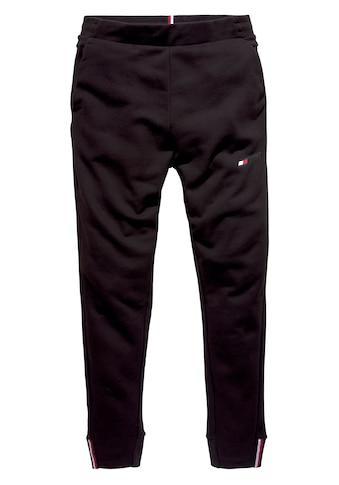 Tommy Hilfiger Sport Jogginghose »LOGO FLEECE PANT« kaufen