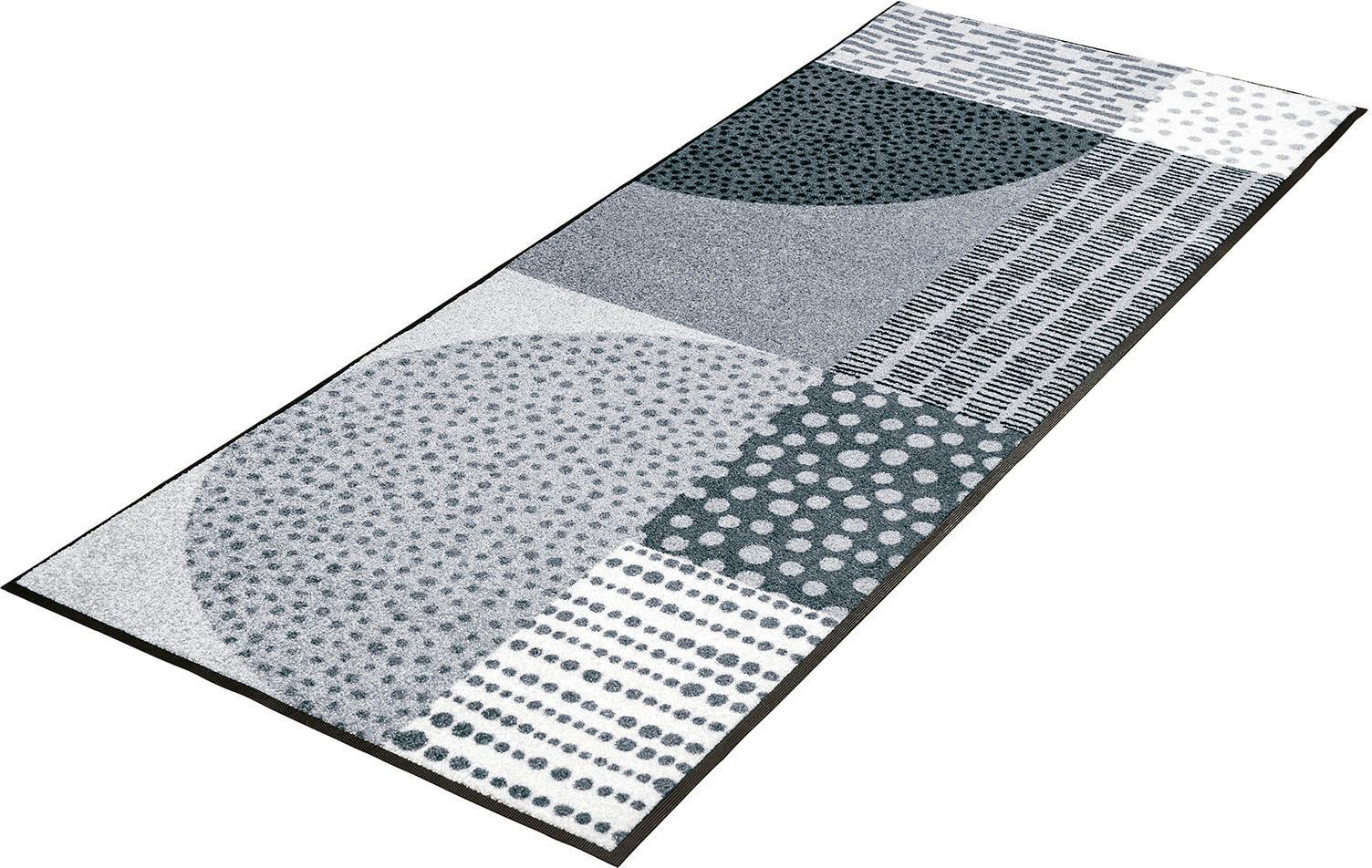 Läufer Montos wash+dry by Kleen-Tex rechteckig Höhe 7 mm gedruckt