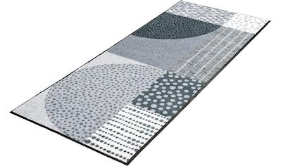 Läufer, »Montos«, wash+dry by Kleen - Tex, rechteckig, Höhe 7 mm, gedruckt kaufen