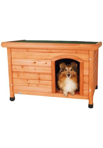 TRIXIE Hundehütte »Classic«, mit Flachdach kaufen