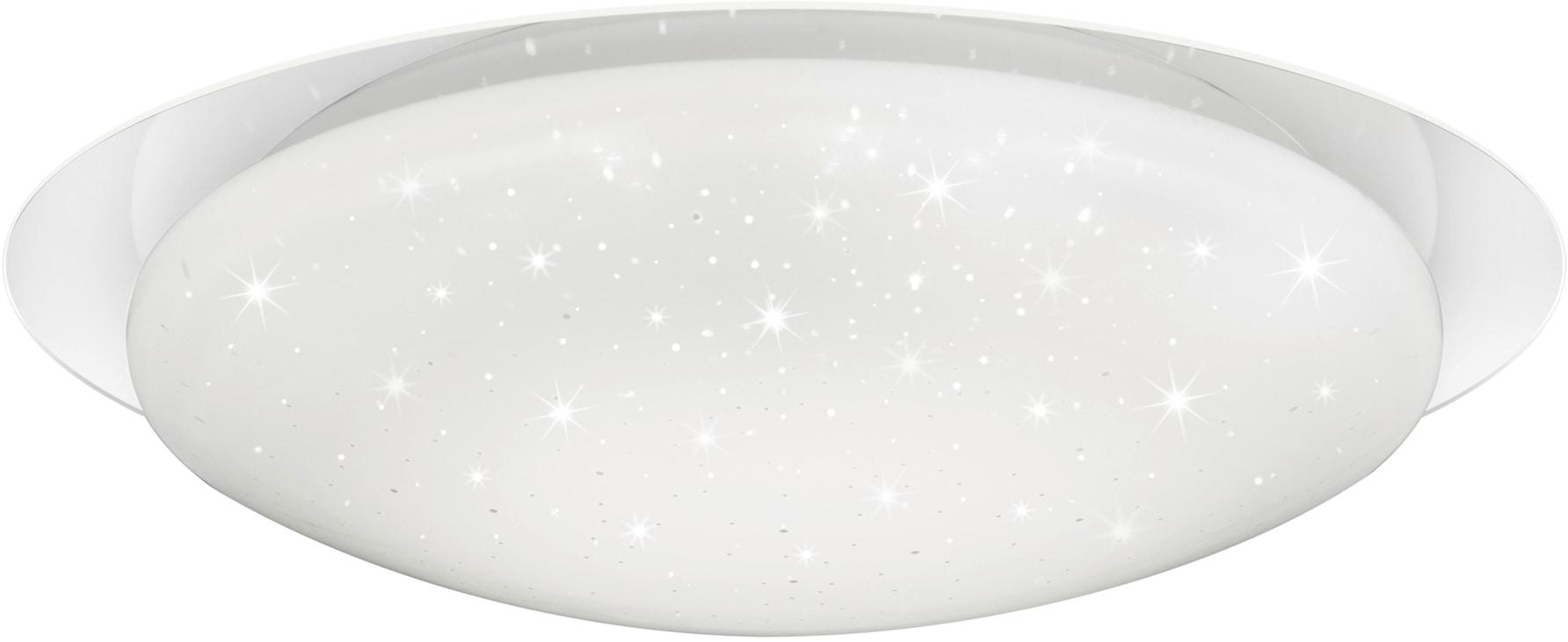 TRIO Leuchten LED Deckenleuchte Frodo, LED-Modul, Farbwechsler